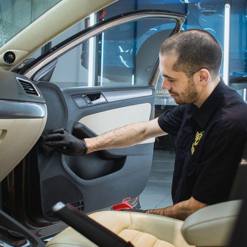 Higienização Premium - Premium Car